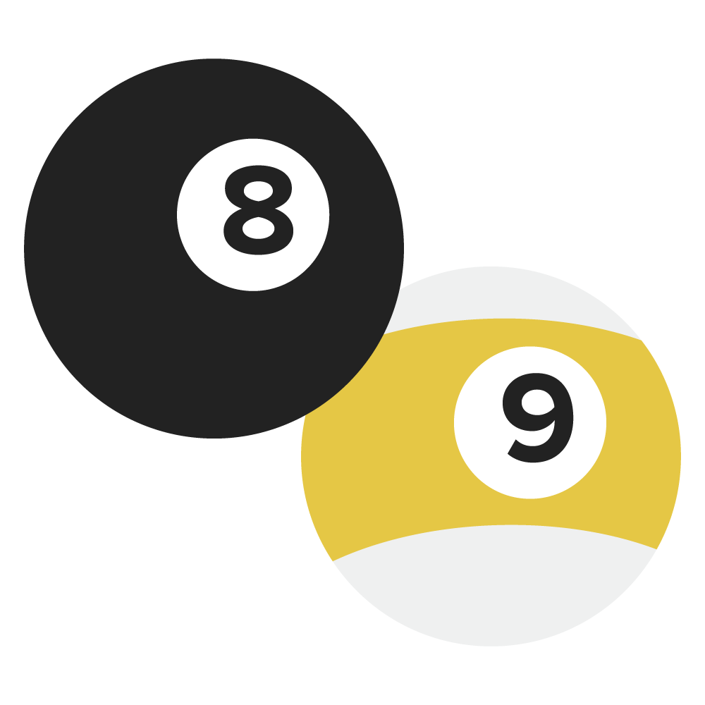 Yellow 9 ball clipart picture library stock Billiards Clipart | Free download best Billiards Clipart on ... picture library stock