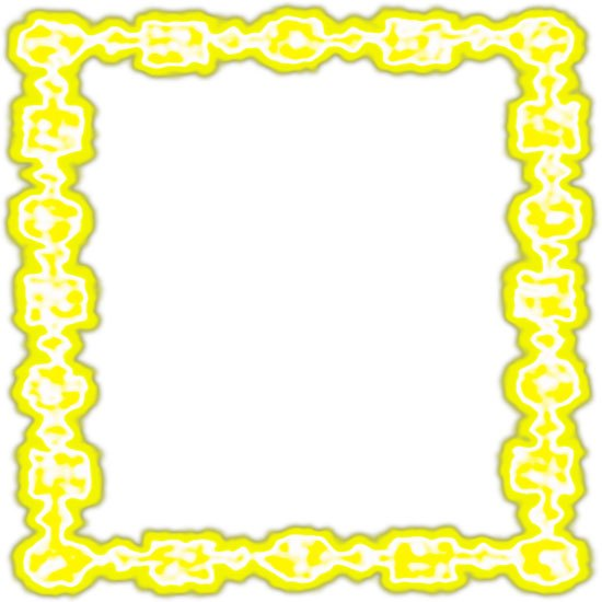Yellow and teal border clipart clipart library Yellow border clipart 5 » Clipart Portal clipart library