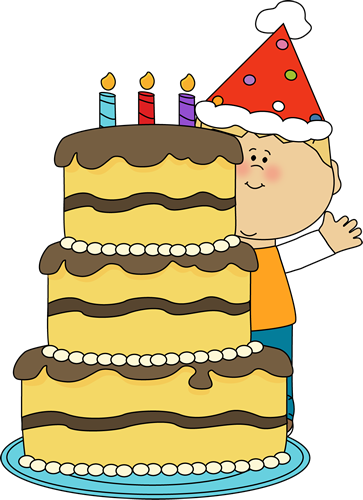 Yellow birthday cake clipart picture free stock Yellow Cake Clipart - Clipart Kid picture free stock