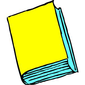 Yellow book clipart image clip art black and white stock Yellow Book Clipart | Free download best Yellow Book Clipart ... clip art black and white stock