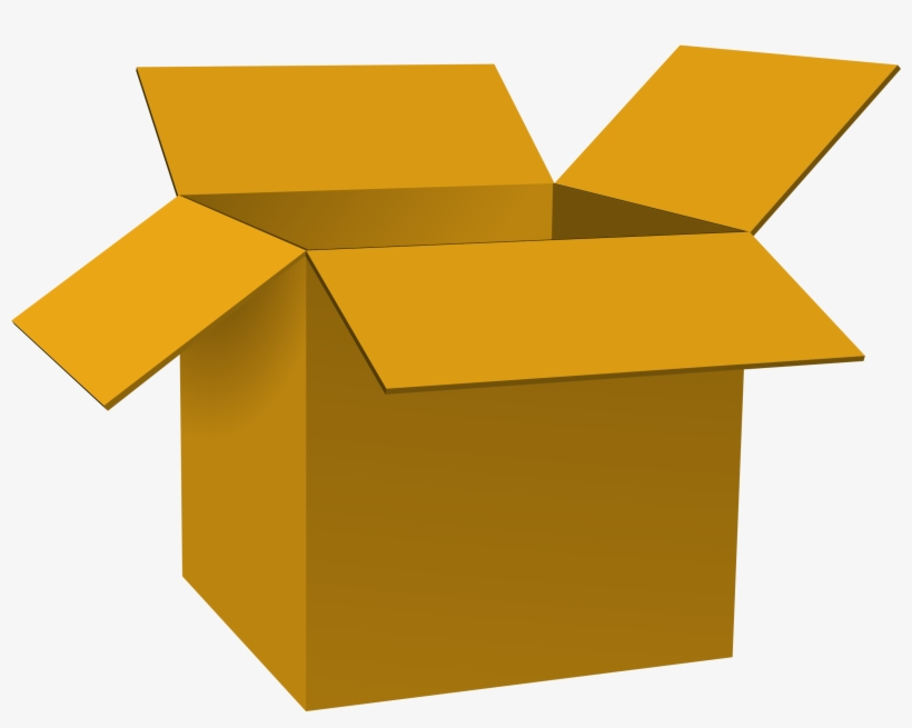 Transparent box clipart vector transparent stock Box Transparent Png Image - Yellow Box Clipart - Free ... vector transparent stock