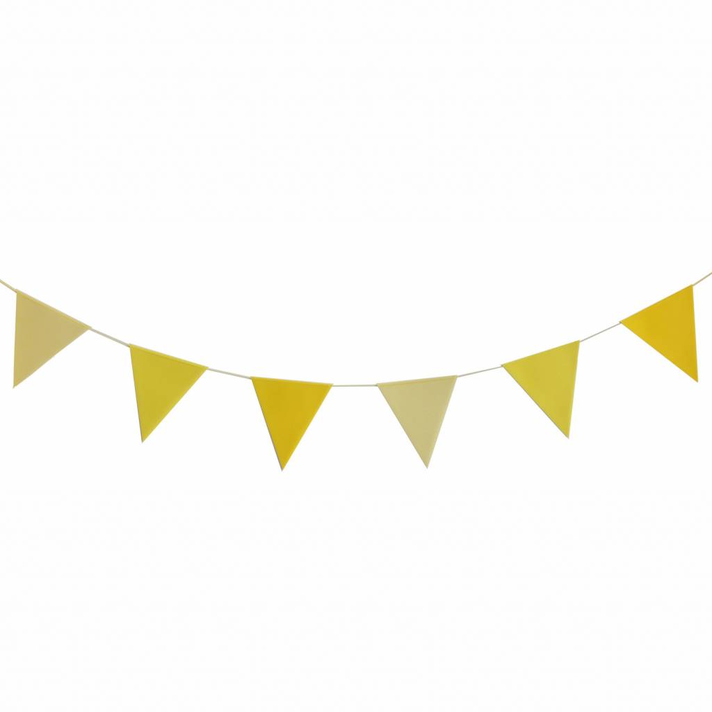 Yellow bunting clipart jpg free download MY LITTLE DAY BUNTING PAPER FLAGS jpg free download