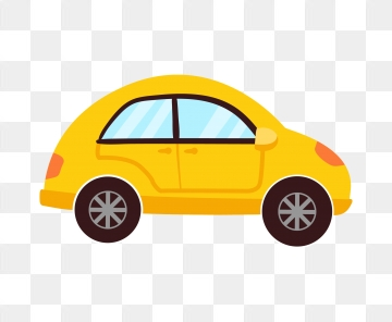 Yellow car clipart free jpg transparent download Yellow Car Png, Vector, PSD, and Clipart With Transparent ... jpg transparent download