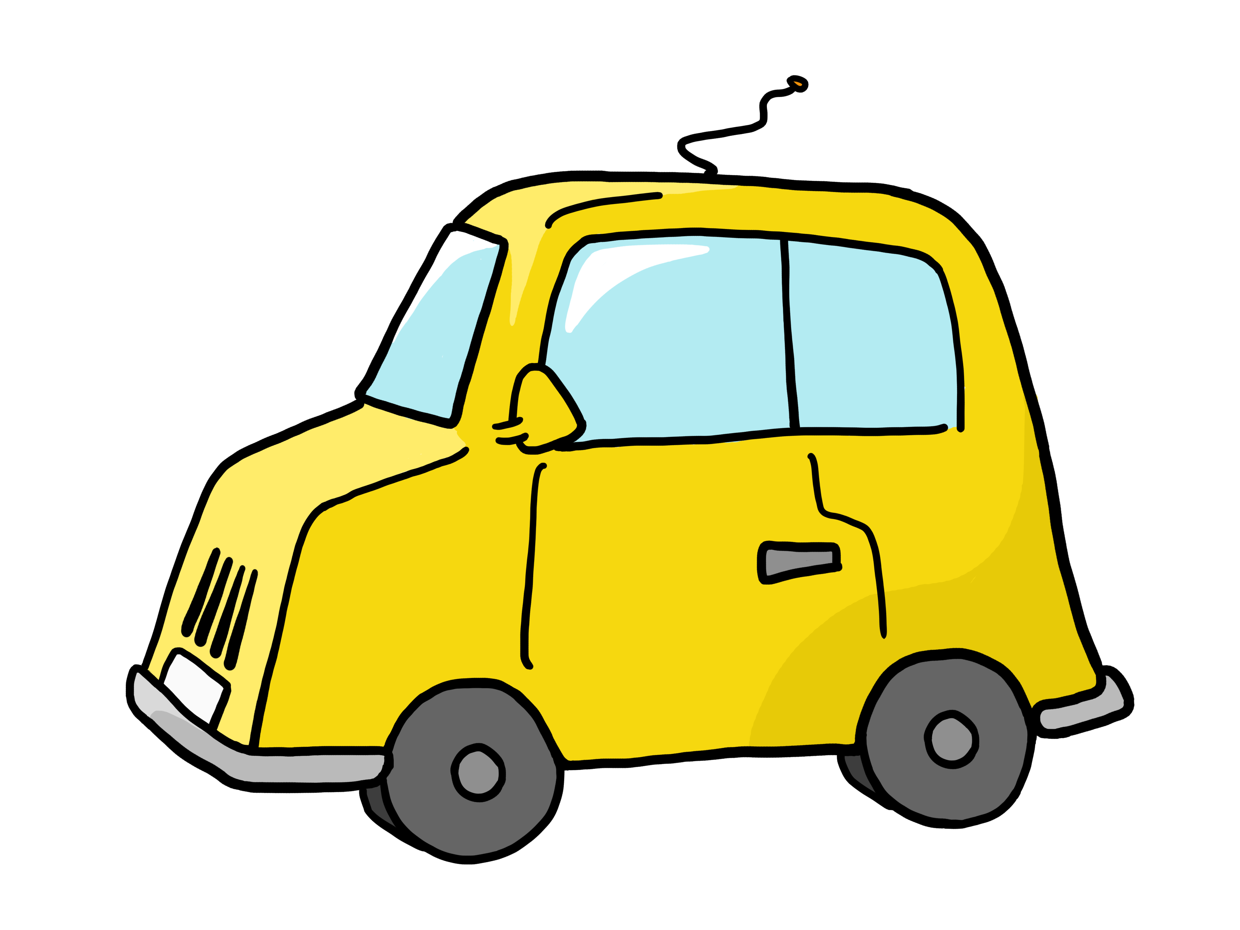 Yellow car clipart free clip art royalty free Yellow Car Clipart | Free download best Yellow Car Clipart ... clip art royalty free