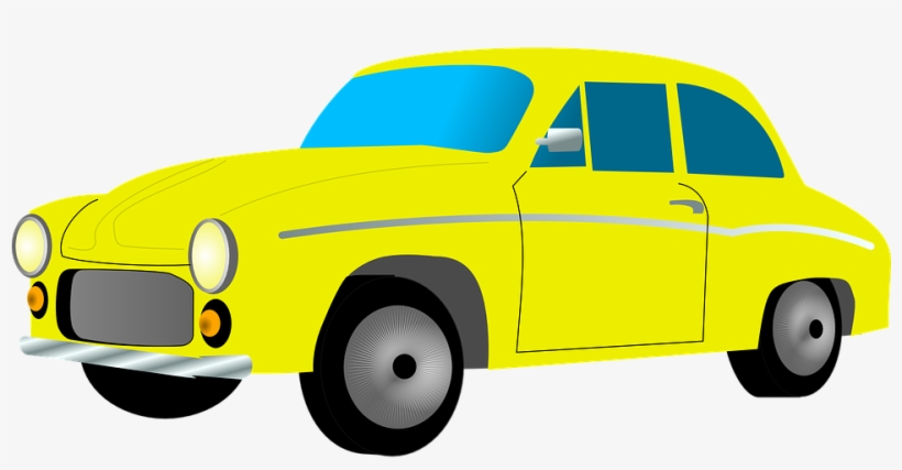 Yellow car top view clipart jpg freeuse Car Clip Art Black And White Clipart Panda - Yellow Car Clip ... jpg freeuse