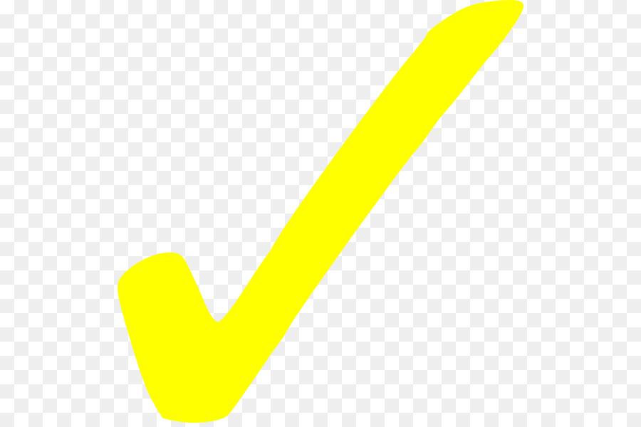 Yellow check mark clipart vector royalty free stock Yellow Check Mark clipart - Yellow, Text, Line, transparent ... vector royalty free stock