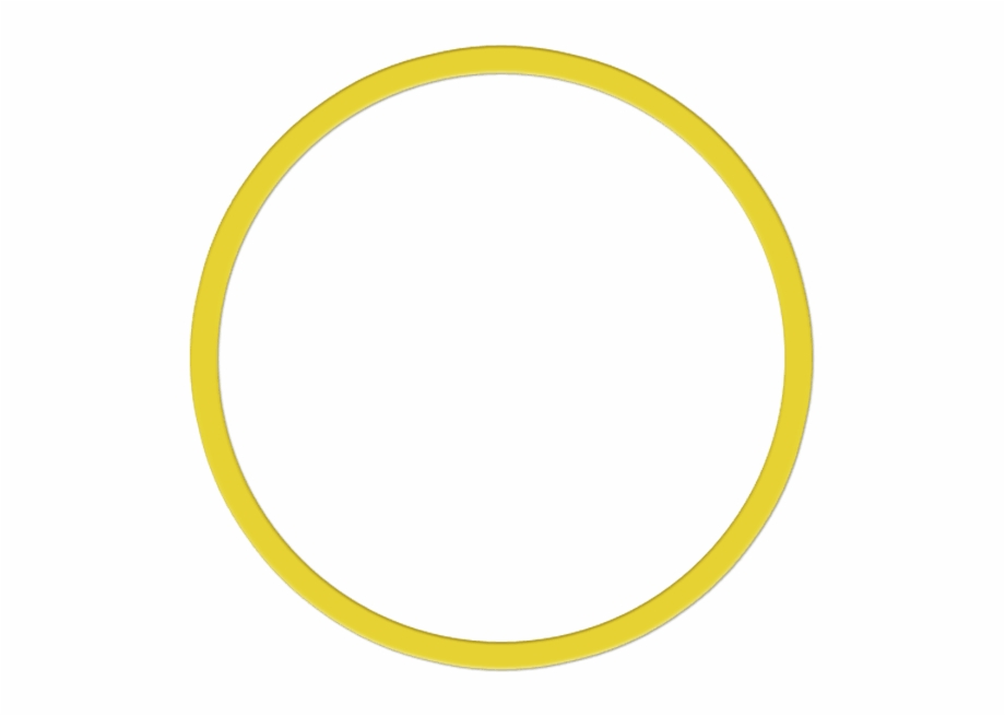 Yellow circle outline clipart svg stock Yellow Circle Outline - Circle Free PNG Images & Clipart ... svg stock