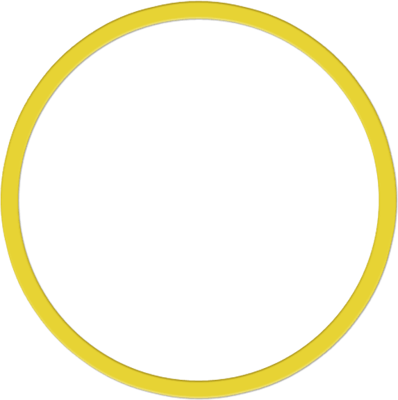 Yellow circle outline clipart banner freeuse stock HD Yellow Circle Outline - Circle , Free Unlimited Download ... banner freeuse stock