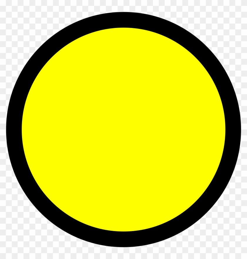 Yellow circle outline clipart picture stock Black Yellow Circle Logo - LogoDix picture stock