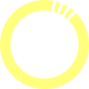 Yellow circle outline clipart picture transparent download Yellow Circle Clip Art at Clker.com - vector clip art online ... picture transparent download