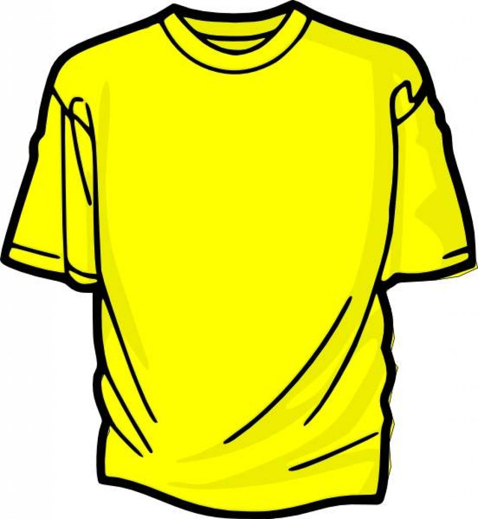 Yellow clipart shirt image library Free Yellow Shirt Cliparts, Download Free Clip Art, Free ... image library