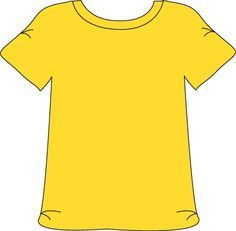 Yellow clipart shirt banner free Yellow shirt clipart 1 » Clipart Portal banner free