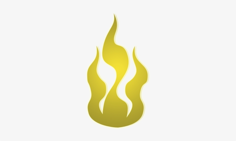 Yellow fire clipart image black and white download Clipart Yellow Fire - Golden Fire Png - Free Transparent PNG ... image black and white download