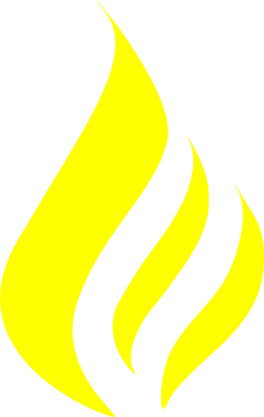 Yellow fire clipart graphic royalty free High quality Yellow Fire Cliparts For Free! #15107 - Free ... graphic royalty free