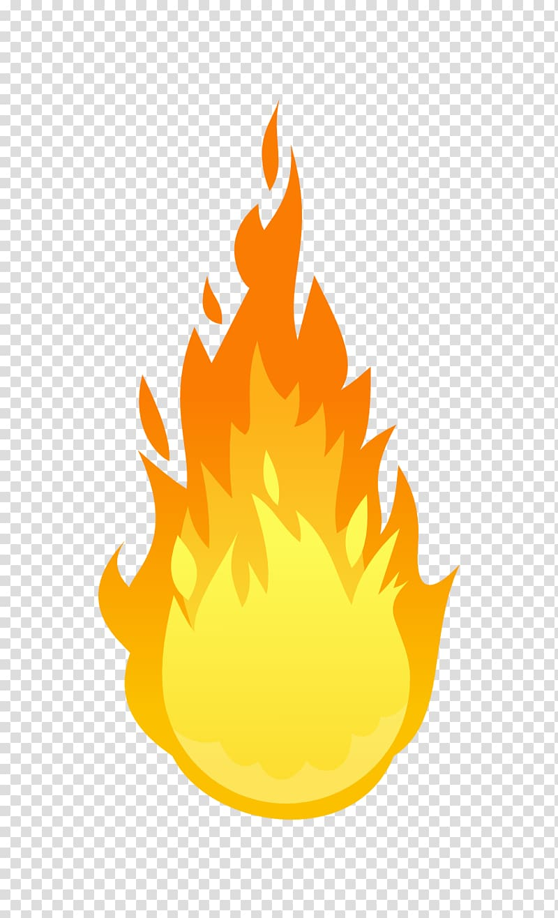 Yellow fire clipart vector library library Fire illustration, Fire , Flame fire transparent background ... vector library library