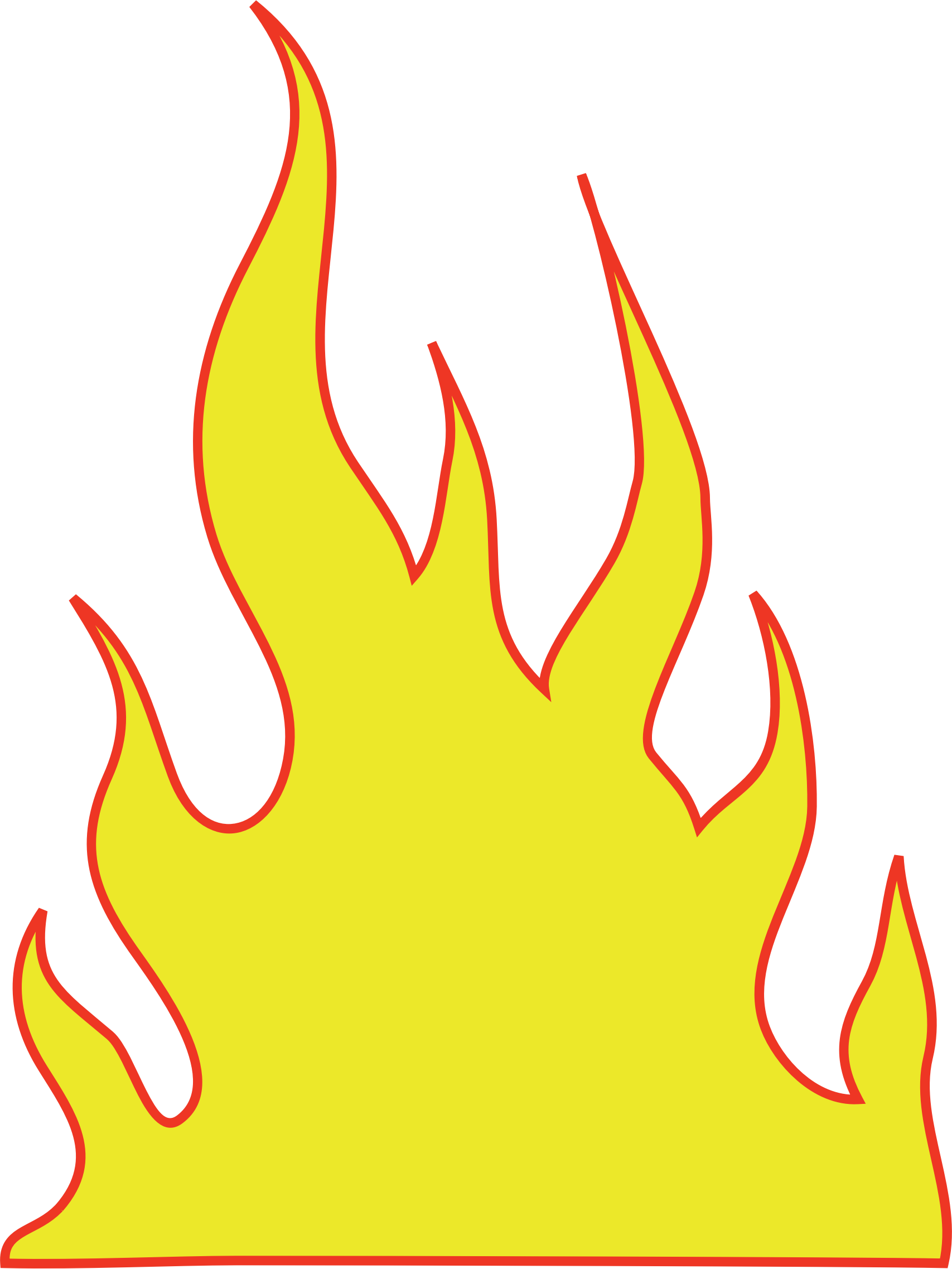 Yellow flames clipart png clipart freeuse download Flame clipart yellow, Flame yellow Transparent FREE for ... clipart freeuse download