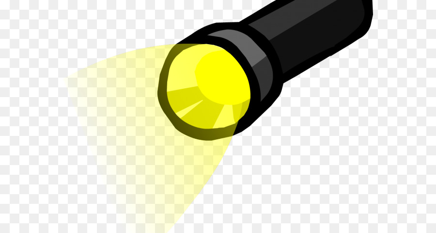 Yellow flashlight clipart banner library library Flashlight Yellow png download - 640*480 - Free Transparent ... banner library library