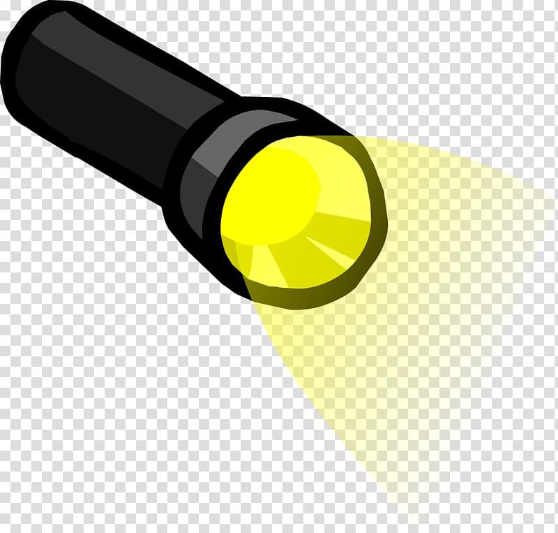 Yellow flashlight clipart svg freeuse Flashlight Cartoon , flashlight transparent background PNG ... svg freeuse