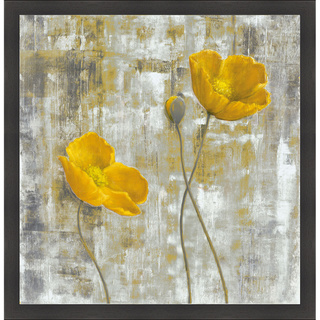 Yellow flower artwork jpg library library FRAMING – Meli Gallery jpg library library