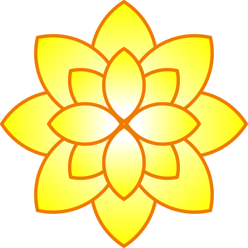 Yellow flower clipart png banner royalty free library Yellow Flowers Clipart - ClipArt Best banner royalty free library