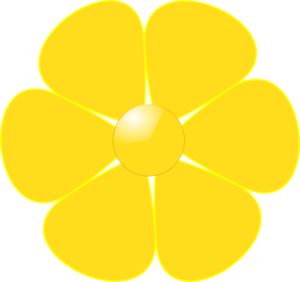 Yellow flower clipart png royalty free stock Yellow flower clipart png - ClipartFest royalty free stock