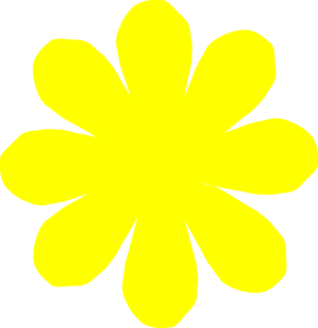 Yellow flower clipart png jpg free download Yellow flower clipart png - ClipartFest jpg free download