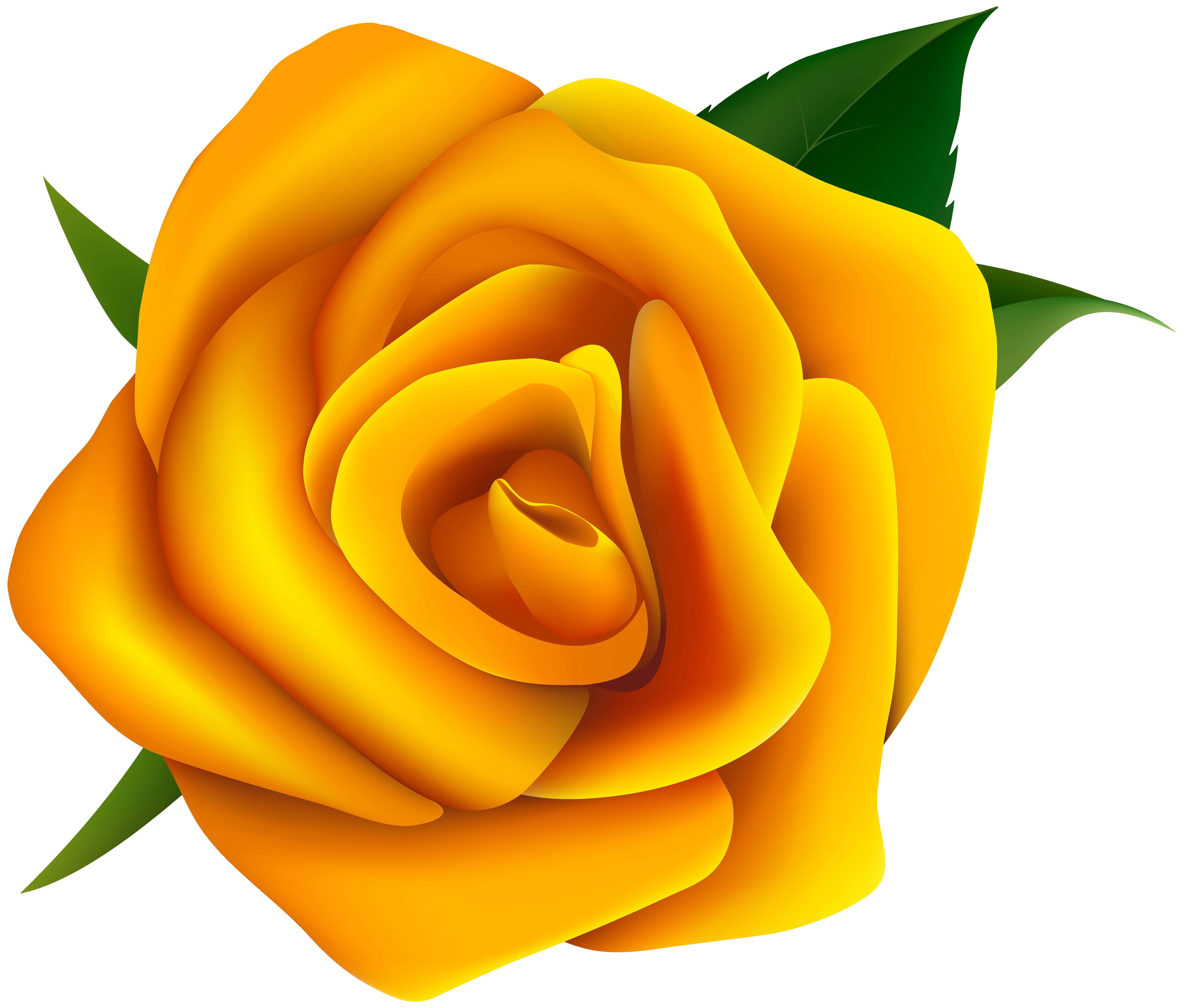 Flower clipart yellow jpg transparent download Yellow Rose Clipart PNG Image jpg transparent download