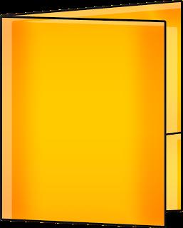 Yellow folder clipart clip art freeuse Yellow Folder Clipart clip art freeuse