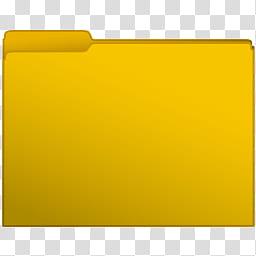 Yellow folder clipart svg freeuse stock Basic Set of Warm Color Computer Folder Icons, -Yellow ... svg freeuse stock