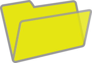 Yellow folder clipart graphic royalty free Folder Clipart | Free download best Folder Clipart on ... graphic royalty free
