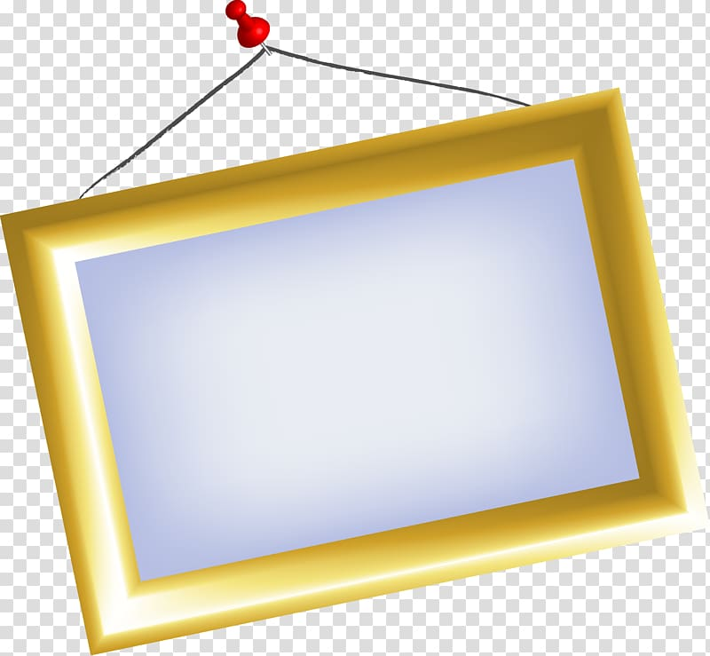 Yellow frame tag clipart png png black and white stock Yellow frame Font, Tag transparent background PNG clipart ... png black and white stock