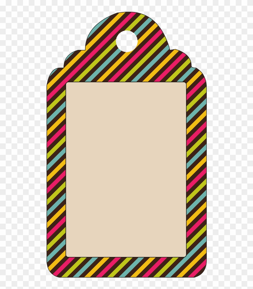 Yellow gift tag clipart image transparent download Tag Png, Borders And Frames, Planner Ideas, Gift Tags ... image transparent download