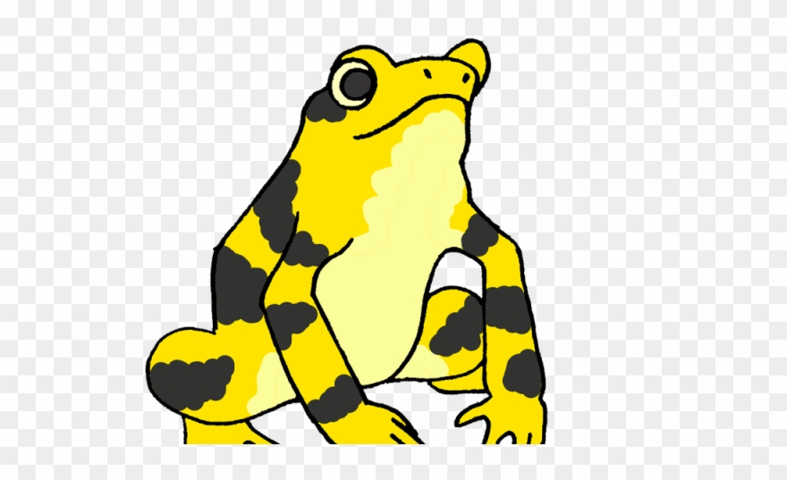 Yellow frog clipart png free Toad Clipart Yellow Frog - Frog - Png Download (#3560908 ... png free