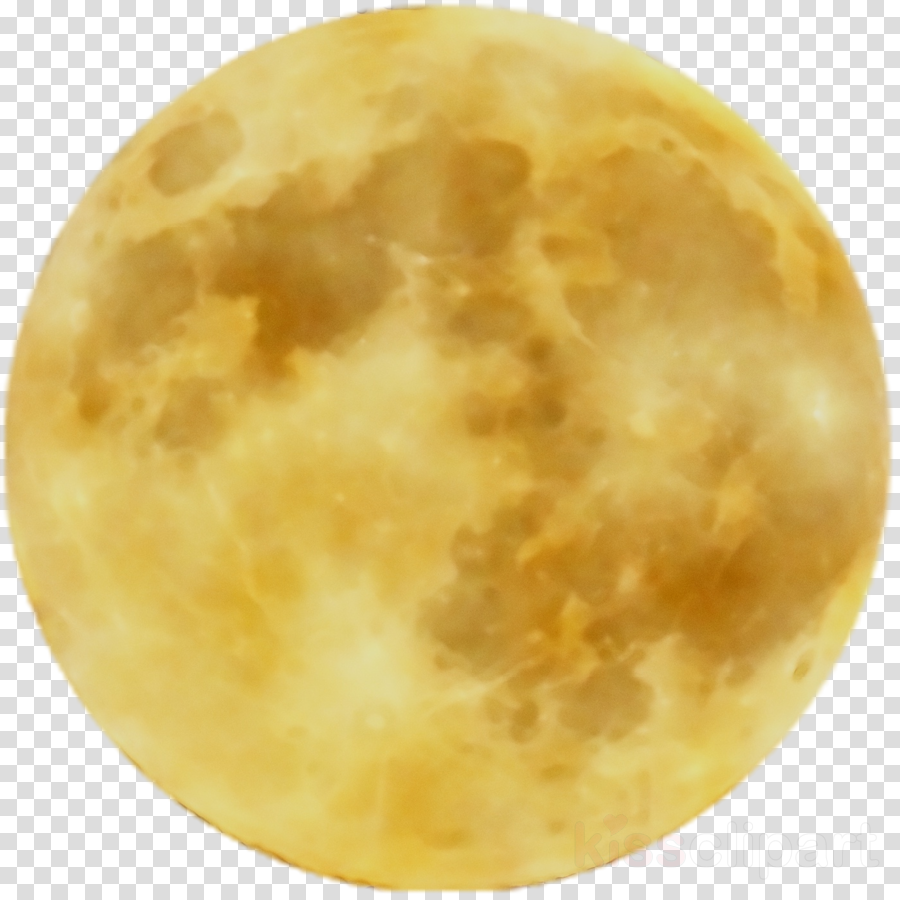 Yellow full moon clipart clipart black and white stock Full Moon clipart - Yellow, Moon, Space, transparent clip art clipart black and white stock