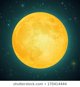 Yellow full moon clipart png royalty free download Yellow full moon clipart 2 » Clipart Portal png royalty free download
