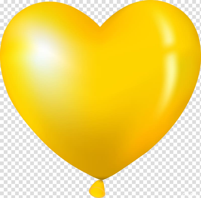Yellow heart balloon clipart banner royalty free Balloon Heart Blue , balloon transparent background PNG ... banner royalty free