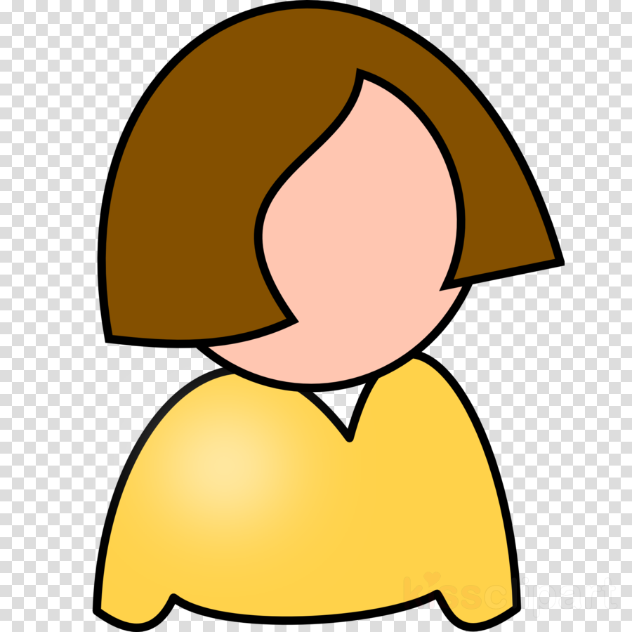 Yellow help clipart