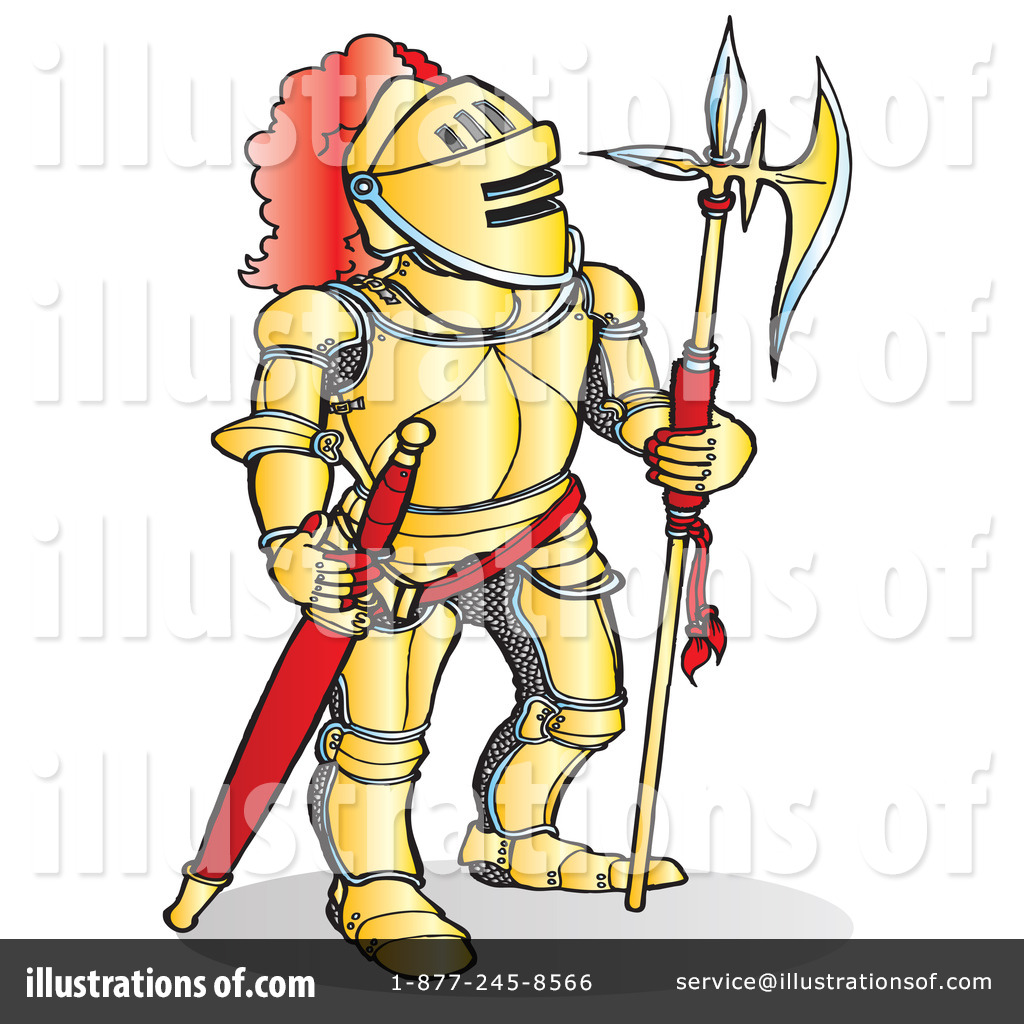 Yellow knight clipart jpg download Knight Clipart #81357 - Illustration by Snowy jpg download