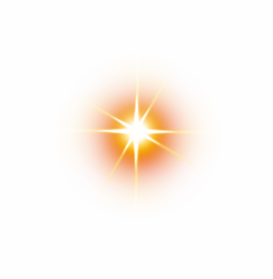 Yellow lens flare clipart vector royalty free library Beautiful Rays Glare Pattern Yellow Computer Sun Clipart ... vector royalty free library