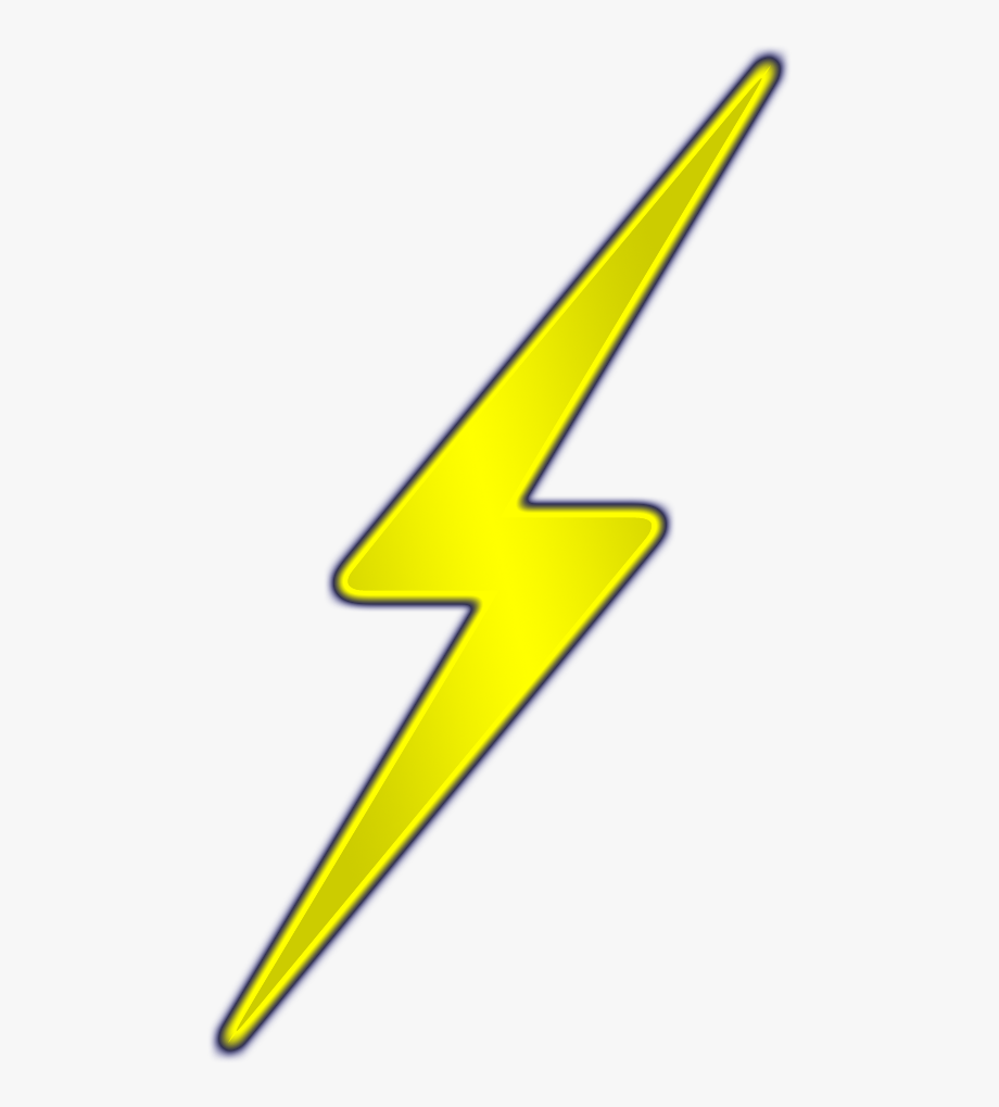 Yellow lightning clipart svg library stock Lightning Bolt Clipart - S Lighting Bolt #334908 - Free ... svg library stock