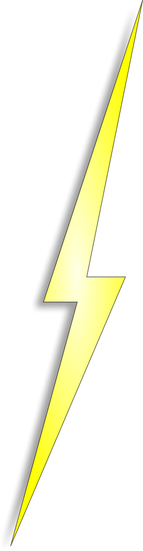 Yellow lightning clipart clip black and white download Free Thunder And Lightning Clipart, Download Free Clip Art ... clip black and white download