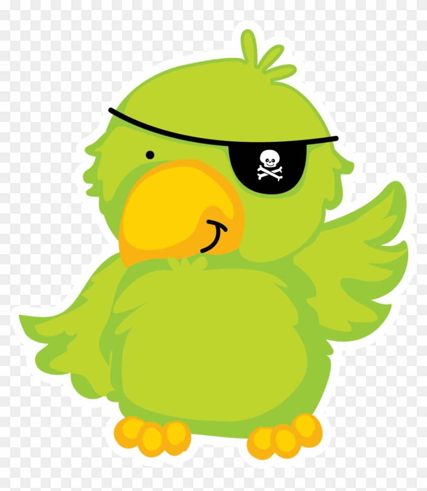 Yellow parrot pirate clipart royalty free stock Pirate Parrot - Papagaio Pirata Png, Transparent Png ... royalty free stock