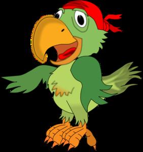 Yellow parrot pirate clipart clip transparent download Pirate Parrot Clipart clip transparent download