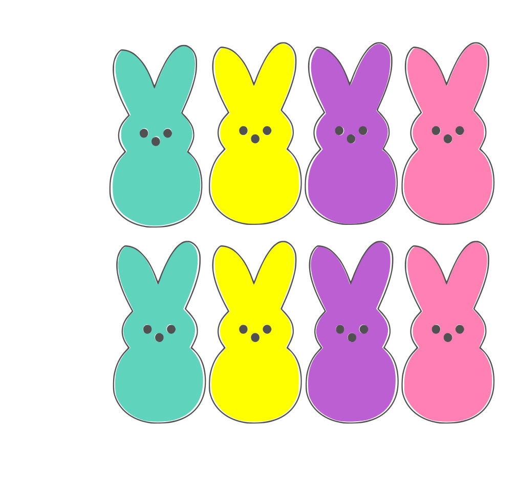 Yellow peeps clipart image freeuse download Peeps clipart yellow - 55 transparent clip arts, images and ... image freeuse download