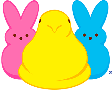 Yellow peeps clipart svg black and white Yellow,Cartoon,Rabbit,Rabbits and Hares,Peeps,Clip art ... svg black and white