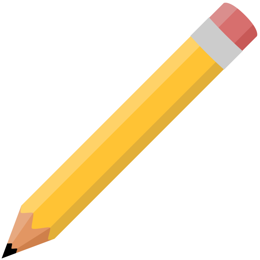 Yellow pencil clipart free vector library stock Colored pencil Drawing Mechanical pencil Clip art - Yellow ... vector library stock