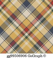 Yellow plaid clipart picture free Yellow Plaid Clip Art - Royalty Free - GoGraph picture free