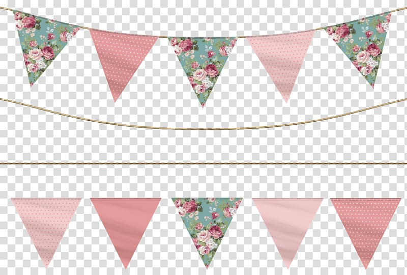Yellow puple and green flag banner clipart image freeuse Pink and green floral buntings art, Party Banner Bunting ... image freeuse