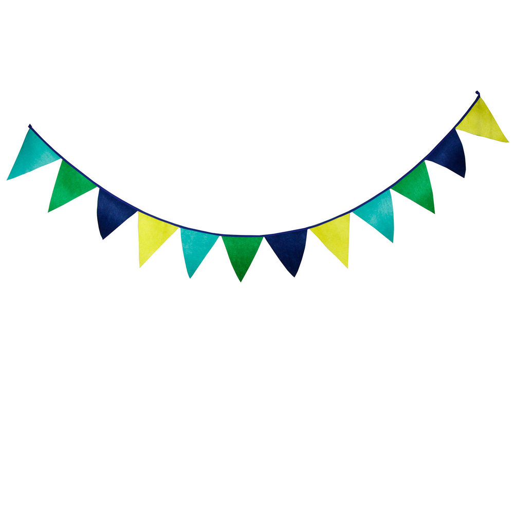 Yellow puple and green flag banner clipart svg freeuse Pennant Banner Clipart | Free download best Pennant Banner ... svg freeuse