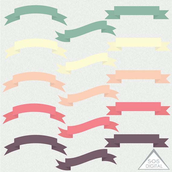 Yellow puple and green flag banner clipart image royalty free stock Clipart Banners, Purple, Coral, Green, Yellow, Banner ... image royalty free stock